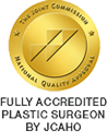 Full Accredited Plastic Surgeon by Jcaho